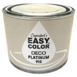 Platynowa Farba EASY COLOR 915 Deco PLATINUM COPRABEL'S 0,5 l